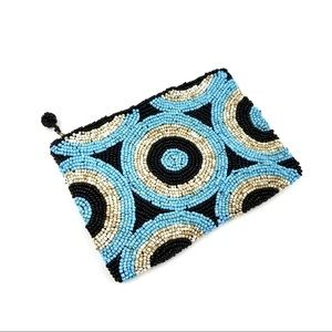 Handbags - Hand Beaded Pouch / Mini Clutch